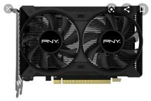 [AME + CUPOM] Placa de Vídeo PNY GTX1650 4GB GDDR6 - 128Bits