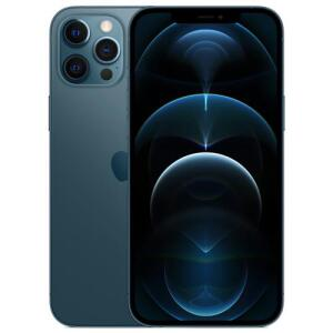 "iPhone 12 Pro Max Apple 128GB Azul-Pacífico Tela de 6,7"" | R$8.199"