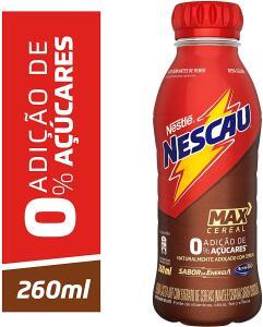 [ PRIME ] Nescau, Max Cereal, Bebida, 260ml | R$ 3,10