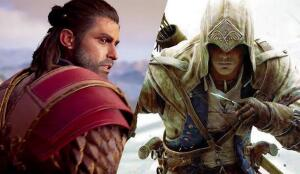 Xbox Assassin's Creed III remaster +Assassin's Creed Liberation + Season Pass Odyssey | R$50