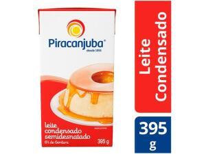 (C. Ouro + MagauPay) Leite Condensado Piracanjuba 395g   Leve 6 pague 5   R$3,40 cada