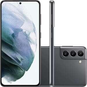 Smartphone Samsung Galaxy S21 128G | R$ 4049