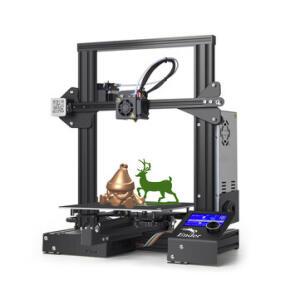 Impressora 3D Creality 3D® Ender-3 Pro DIY 3D Printer Kit | R$1.182