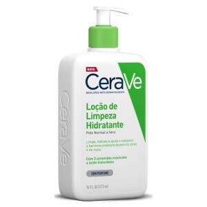 [AME R$ 47] Loção De Limpeza Hidratante CeraVe 473ml | R$ 95