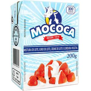Mistura Láctea Creme de Leite Mococa 200g | R$2,05