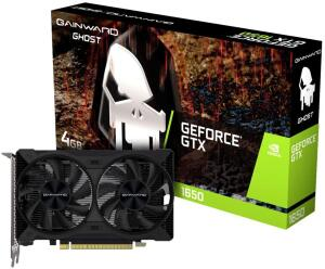 [Prime] Placa de Vídeo NVIDIA GeForce GTX 1650 D6 Ghost 4GB GDDR6 | R$1389