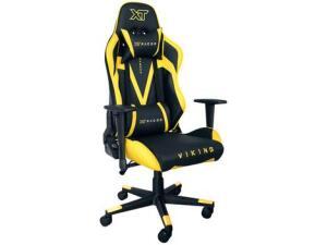 Cadeira Gamer XT Racer Reclinável Preto e Amarelo - Viking Series XTR-011 | R$1196