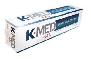 Lubrificante K-MED GEL INTIMO 50GR   R$6
