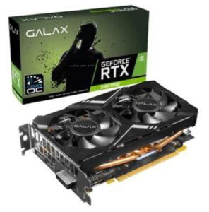 Placa de Vídeo Galax Geforce RTX 2060 Super OC 8GB DDR6 256 bits | R$2.833