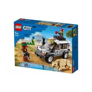 Off-roader para Safári Lego City R$186