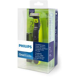 Oneblade com Dois Pentes QP2521 - Philips | R$120