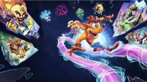 [PS4/PS5] Jogo: Crash Bandicoot™ 4: It's About Time - Mídia Digital   R$162