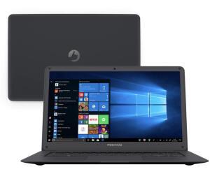 Notebook Positivo Quad Core 2 GB 32 GB SSD TELA 14 W10 | R$1.454
