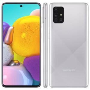 Samsung Galaxy A71 + Capa Note 20 + Bateria externa 10.000 mha R$1604