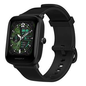 Relógio Smartwatch Amazfit Bip U Pro Preto R$490