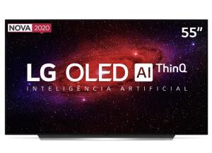 "Smarttv OLED 4k LG 55"" OLED55CXPSA | R$5199"