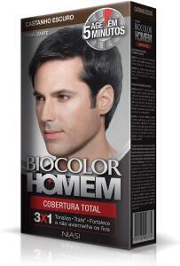 [Prime | Recorrência] Tonalizante, Biocolor Homem | R$19