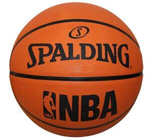 [Prime] Spalding Bola Basquete NBA Fastbreak - Borracha | R$71