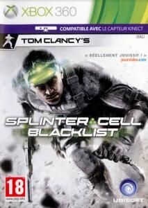 Jogo: Splinter Cell Blacklist - Xbox 360 | Xbox One R$21