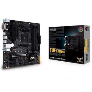 Placa Mãe Asus TUF Gaming A520M-PLUS, Chipset A520, AMD AM4, mATX, DDR4 | R$600