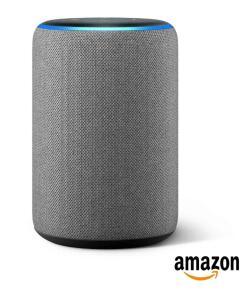 Smart Speaker Echo Amazon - 3ª Geração   R$472