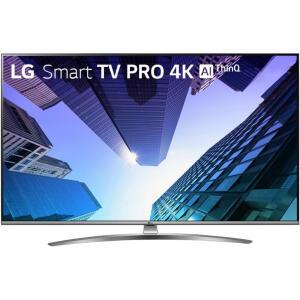 "Smart TV 43"" LG 43LM631C0SB.BWZ Full HD Wi-Fi + 2 USB 3 HDMI | R$1.700"