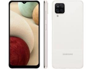 (Cliente ouro) Smartphone Samsung Galaxy A12 64GB | R$1046
