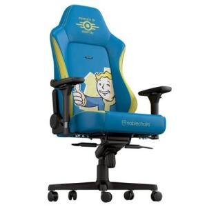 Cadeira Gamer Noblechairs Hero Fallout Vault Tec Edition