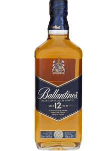 [C. Ouro] Whisky 12 anos Ballantines 750 ml | R$88