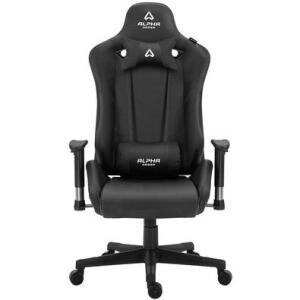 Cadeira Gamer Alpha Gamer Zeta Black | R$1000