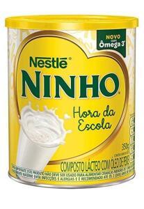 [PRIME + recorrência] Composto Lácteo Ninho 350g | R$10