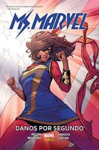Miss Marvel. Danos por Segundo | R$18