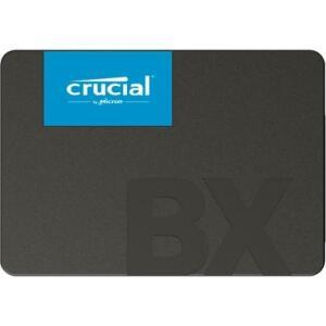 SSD Crucial BX500, 2TB, SATA, Leituras: 540Mb/s e Gravações: 500Mb/s | R$1350