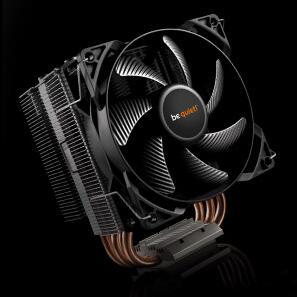 Cooler para processador be quiet! PURE ROCK SLIM | R$135
