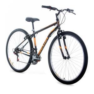 Bicicleta Houston Mirage Aro 29 com Freio V-Brake – Preta/Laranja | R$799