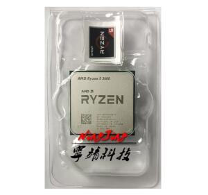 Processador AMD Ryzen 5 3600, 3.6Ghz   R$ 942