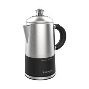 Cafeteira Elétrica Cadence Picolla Italiana 750ml Inox 110V   R$ 227
