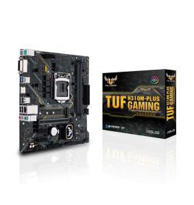 Placa-mãe para jogos Intel H310 mATX com iluminação LED - R$479