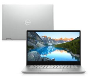 "Notebook Dell Inspiron 5000 i14-5406 Intel Core i7 1165G7 14"" 8GB SSD 256 GB Touchscreen | R$4994"