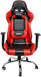 Cadeira Gamer Mx7 Giratoria - Mymax | R$ 879