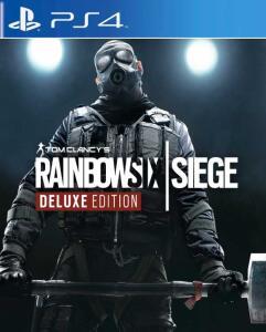 [PS4] Tom Clancy's Rainbow Six Siege | R$37