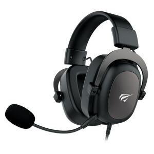 Headset Gamer Havit HV-H2002D 3.5mm Preto/Cinza   R$235