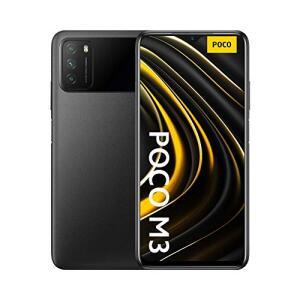 Smartphone Xiaomi Poco M3 64GB 4GB Ram Versão Global Preto   R$1.198