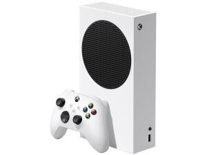 Xbox Series S 2020 Nova Geração 512GB SSD - 1 Controle Branco Microsoft R$2509