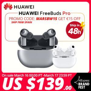Fone de Ouvido Huawei Freebuds Pro - Versão Global | R$793