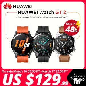 Smartwatch Huawei Watch GT2 | R$739