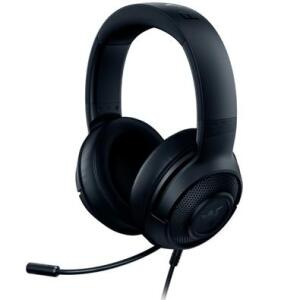 Headset Gamer Razer Kraken X Lite, P2, Drivers 40mm | R$250