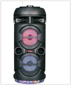 Caixa de Som Amplificada TRC 5508 com Bluetooth, | R$ 162