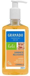 Sabonete Liquido Bebe Camomila, Granado, 250ml | R$13