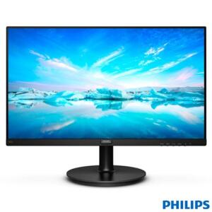 "Monitor 23,8"" Philips LED IPS Full HD 242V8A R$720"